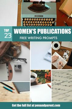 Are you looking for freelance writing publications? You have to check out the top 23 women's publications looking for freelance writers. Also, grab your free creative writing prompts to get the writing inspiration flowing. Creative Writing Jobs, Online Writing Jobs, Make Money Writing, How To Make Money, Writing Prompts For Writers, Writing Assignments, Writing Tips, Job Freelance, Freelance Writing Jobs