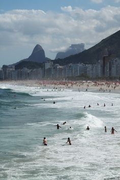Rio, Brazil | Friday Flats