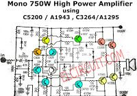 Super High Power Amplifier called Yiroshi Audio is most powerful it has output power about 1000W up to 3000W, you can see the circuit diagram, PCB Layout amplifier, and see the video test Yiroshi Audio.