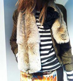 PAUW Amsterdam Fall Winter, Autumn, Amsterdam, Yves Saint Laurent, Style Me, Personal Style, Fur Coat, Beautiful Women, Sporty