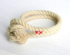 Rope Bracelet DIY