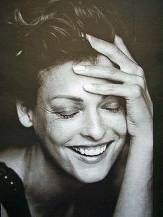 Elle FR - Linda Evangelista - Sep 2003