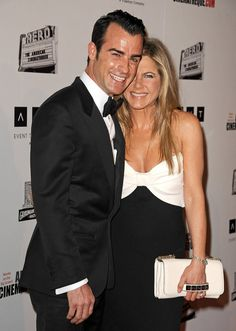 Pin for Later: There's More to Justin Theroux Than His New Wife, Jennifer Aniston But He's More Than a Pretty Face