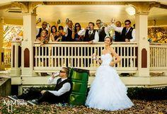 unique wedding picture   Funny Wedding picture