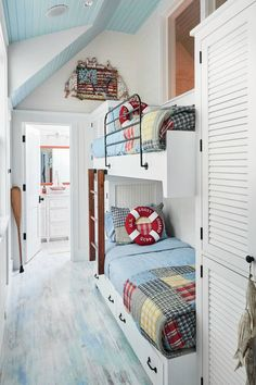 Nautical Bunk Room