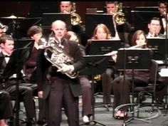 Dr. Brian Bowman performing the Carnival of Venice with the Lone Star Wind Orchestra in 2011