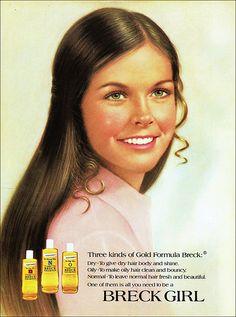 1976 Breck Girl   Flickr - Photo Sharing!