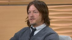 "Norman Reedus on the Today Show 4.5.16 promoting his new movie ""Sky"" and talking about TWD Season 6 finale. (VIDEO)"