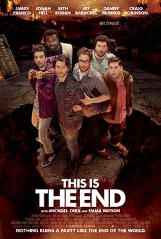 This is the End - Movie Posters