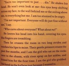 DAY 27: A SCENE THAT RIPPED YOUR HEART OUT- this. I can't. I just can't. ~Divergent~ ~Insurgent~ ~Allegiant~