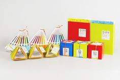 Creativity Stationary (Concept) on Packaging of the World - Creative Package Design Gallery