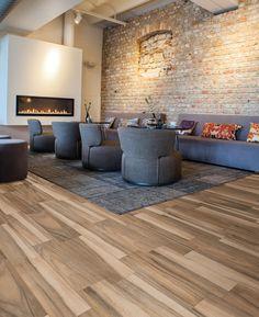 Acacia Valley 9 X 36 Ark Floor Tile