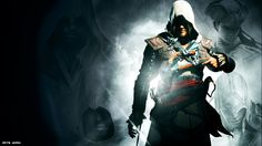 assassins creed blackflag | Assassins Creed IV Black Flag - Captain Kenway by ~Nateworx on ...