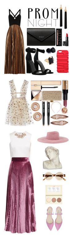 """""""Winners for The Perfect Prom Night"""" by polyvore ❤ liked on Polyvore featuring A.L.C., Balenciaga, Kendall + Kylie, NARS Cosmetics, Charlotte Russe, Yves Saint Laurent, Marni, Clarins, Calvin Klein and Bobbi Brown Cosmetics"""