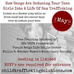 How Gangs Are Seducing Your Teen Girls Into A Life Of S... Tickets, Los Angeles - Eventbrite