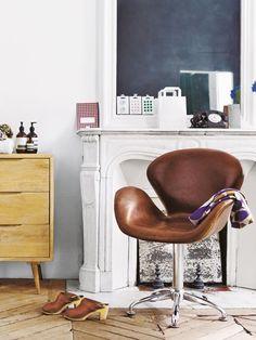 Ein alter Stuhl oder Sessel – von den Großeltern oder vom Flohmarkt – erzählt immer eine Geschichte