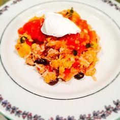 レシピとお料理がひらめくSnapDish - 5件のもぐもぐ - Chicken Enchilada Casserole by http://melissasmenu.wordpress.com/