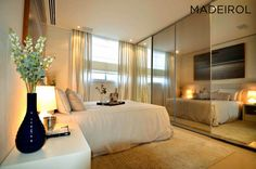 Confira as fotos do Decorado Maayan com armários e quartos planejados. Faça uma visita à uma de nossas lojas, na Barra da Tijuca e em Niterói - RJ.