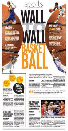 Sports, Nov. 12, 2013.