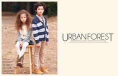 Urban Forest by Lucia Tran, featuring lovely Sally.