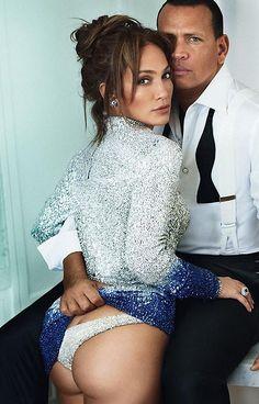Jennifer Lopez by Mario Testino • 2017