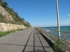 Da Diano Marina ad Imperia pedalando sull'Incompiuta www.hotelmorchio.com