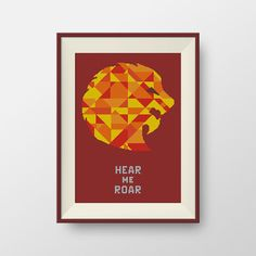 House Lannister. Game of Thrones cross stitch pattern, PDF counted cross stitch pattern, P018 by NataliNeedlework on Etsy