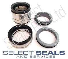 MECHANICAL SEALS • PUMP SEALS • GLAND PACKINGS Contact - Select Seals And Services selectseals@bigpond.com