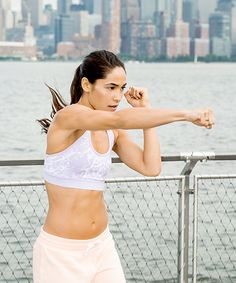 7 easy moves to tone your arms FAST