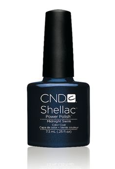 CND Shellac's Fall 2012 collection is super sexy! #manicure #nails