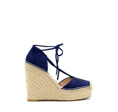 Pin for Later: The New Shoe of Summer Is a Throwback You Haven't Thought of in Years  Vince Camuto Airlia Platform Espadrille Tie Wedge ($149)