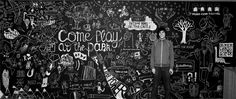 chalk mural - Szukaj w Google