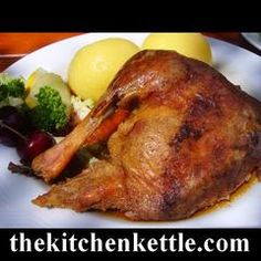 Holiday Goose – The Kitchen Kettle