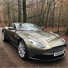 awesome Aston Martin DB11... Cars & Collector Garages