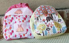 Quilt Story: Fabric Tuesday and backpacks!
