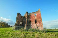Gilbertfield Castle, nr Cambuslang, Glasgow Best Of Scotland, Glasgow Scotland, Scotland Castles, Scottish Castles, Abandoned Castles, Abandoned Places, Uk Holidays, Famous Castles, Castle House