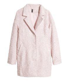 manteau en bouclette | H&M CA