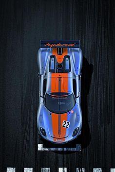 2011 Porsche 918 RSR