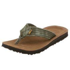 Sanuk Men's Fraid Not Sandal,Green,9 M US (Apparel)  http://234.powertooldragon.com/redirector.php?p=B000DZZFD4  B000DZZFD4