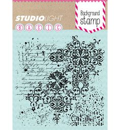 Studio Light Clear Stempel Basic  nr. 181