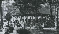 Ice Cream Pavilion, Olympic Park - Newark, New Jersey