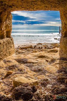 See the incredible Port Willunga Caves in Adelaide, South Australia