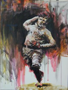 """Christy Mathewson"" by Kincaid"