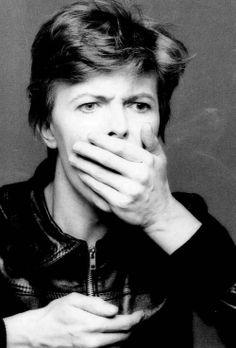 Session photos de David Bowie pour la couverture de Heroes, 1977 (photo: Masayoshi Sukita)