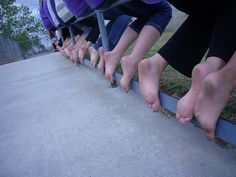 Did you spend One Day #WithoutShoes with us yesterday?
