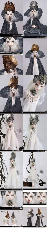 球体関節人形 Snow Nymph 女 68cm_人形70cm_DOLL Chateau_ドール本体_球体関節人形、BJD、ドール服、ドール衣装、人形通販、人形ウィッグ、Wig、着せ替え人形、ドール靴、ボディなどを販売するの総合人形通販店