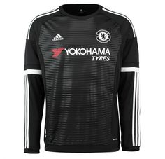 64297447e50 Chelsea Jersey 2015 16 Away Third LS Soccer Shirt Chelsea Football Club