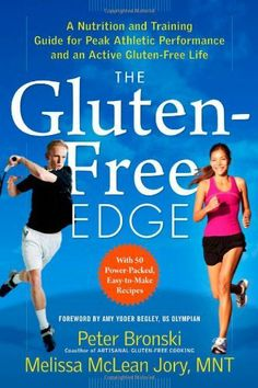 The Gluten-Free Edge: A Nutrition and Training Guide for Peak Athletic Performance and an Active Gluten-Free Life by Peter Bronski, http://www.amazon.com/dp/161519052X/ref=cm_sw_r_pi_dp_HJDbqb0Y9KD7A