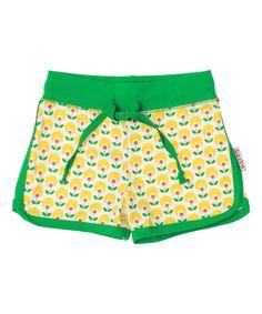 Baba Babywear super cool flower printed shorts. baba-babywear.en.emilea.be