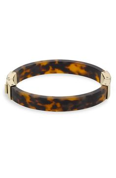 michael kors tortoise bangle